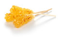 Nabat iranian saffron rock candy Royalty Free Stock Photography