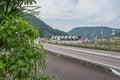Nabura tosa saga urban landscape in Royalty Free Stock Images