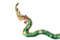 Naga of Buddhism Royalty Free Stock Photo