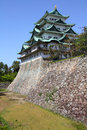 Nagoya castle Stock Image