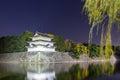 Nagoya Castle Royalty Free Stock Photo
