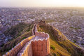 Nahargarh Fort Royalty Free Stock Photo