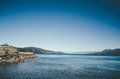 Nahuel Huapi Lake Royalty Free Stock Photo