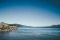 Nahuel Huapi Lake Royalty Free Stock Photo