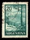 Nahuel Huapi Lake, northern Patagonia in Argentina