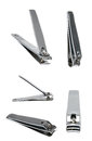 Nail clippers Stock Images