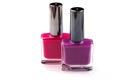 Picture : Nail polish  portrait pink