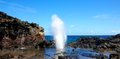 Nakalele Blowhole Royalty Free Stock Photo