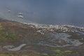 Nakuru lake Royalty Free Stock Photo