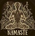 Namaste Banner