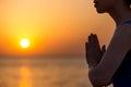 Namaste Gesture