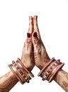 Namaste Mudra
