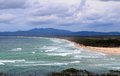 Nambucca heads on the coffs coast new south wales australia Stock Photo