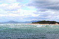 Nambucca heads on the coffs coast new south wales australia Royalty Free Stock Images