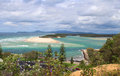Nambucca heads on the coffs coast new south wales australia Royalty Free Stock Photography