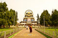 Namdroling Monastery in India. Stock Images