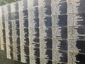 Names, National Memorial to the victims of Genocide, Kigali, Rwa Royalty Free Stock Photo