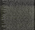 Names of vietnam war casualties at wash dc july on veterans memorial on july in washington dc usa in chronological Royalty Free Stock Photography
