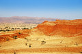 Namib naukluft dessert Royalty Free Stock Photo