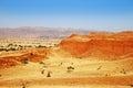 Namib naukluft dessert Royalty Free Stock Photo