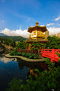 Nan lian garden in hong kong Royalty Free Stock Image