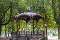 Nancy (France) - Gazebo in the park Stock Photos