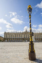 Nancy (France) - Stanislas Square Royalty Free Stock Photography