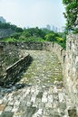 Nanjing ming city wall shence gate area Stock Photography