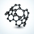 Nanotube illustration Stock Photo