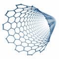 Molekula  trojrozmerný obraz vytvorený pomocou počítačového modelu