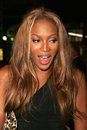 Naomi campbell at the world premiere of get rich or die tryin graumans chinese theatre hollywood ca Stock Photos