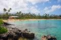 Napili Bay Lahaina Resort Maui Hawaii resort Royalty Free Stock Photo