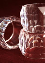 Napkin Rings Royalty Free Stock Image