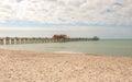 Naples Pier Royalty Free Stock Photo