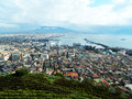 Naples view Royalty Free Stock Photo