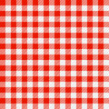 Nappe Checkered Image stock