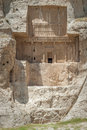 Naqsh e rustam ancient necropolis pars province iran image of Royalty Free Stock Photo