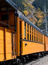 Narrow Gauge Train Royalty Free Stock Images