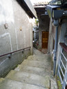 Narrow Stair To The House