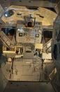 NASA's Space Shuttle Cockpit Royalty Free Stock Photo