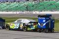 NASCAR 2012:  Sprint Cup Series STP 400 APR 22 Royalty Free Stock Photo