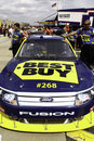 NASCAR - Allmendinger #43 Best Buy All Star Ford Stock Photos