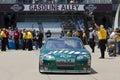 NASCAR:  Amp Chevrolet Allstate 400 Royalty Free Stock Photo