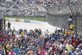 NASCAR: Apr 02 STP 500 Royalty Free Stock Photo
