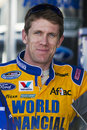 NASCAR: Carl Edwards Nationwide Royalty Free Stock Photography