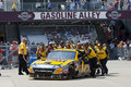 NASCAR:  DeWalt Ford Allstate 400 at the Brickyard Royalty Free Stock Photo