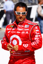 NASCAR Driver Juan Pablo Montoya Stock Photo