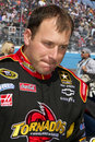 NASCAR driver Ryan Newman Royalty Free Stock Photography