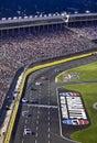 NASCAR - Fans Watch at Charlotte Motor Speedway