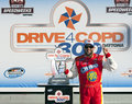 NASCAR:  February 13 Drive4COPD 300 Royalty Free Stock Photo